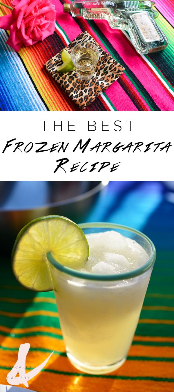Best Frozen Margarita Recipe Margarita Recipes Margaritas And