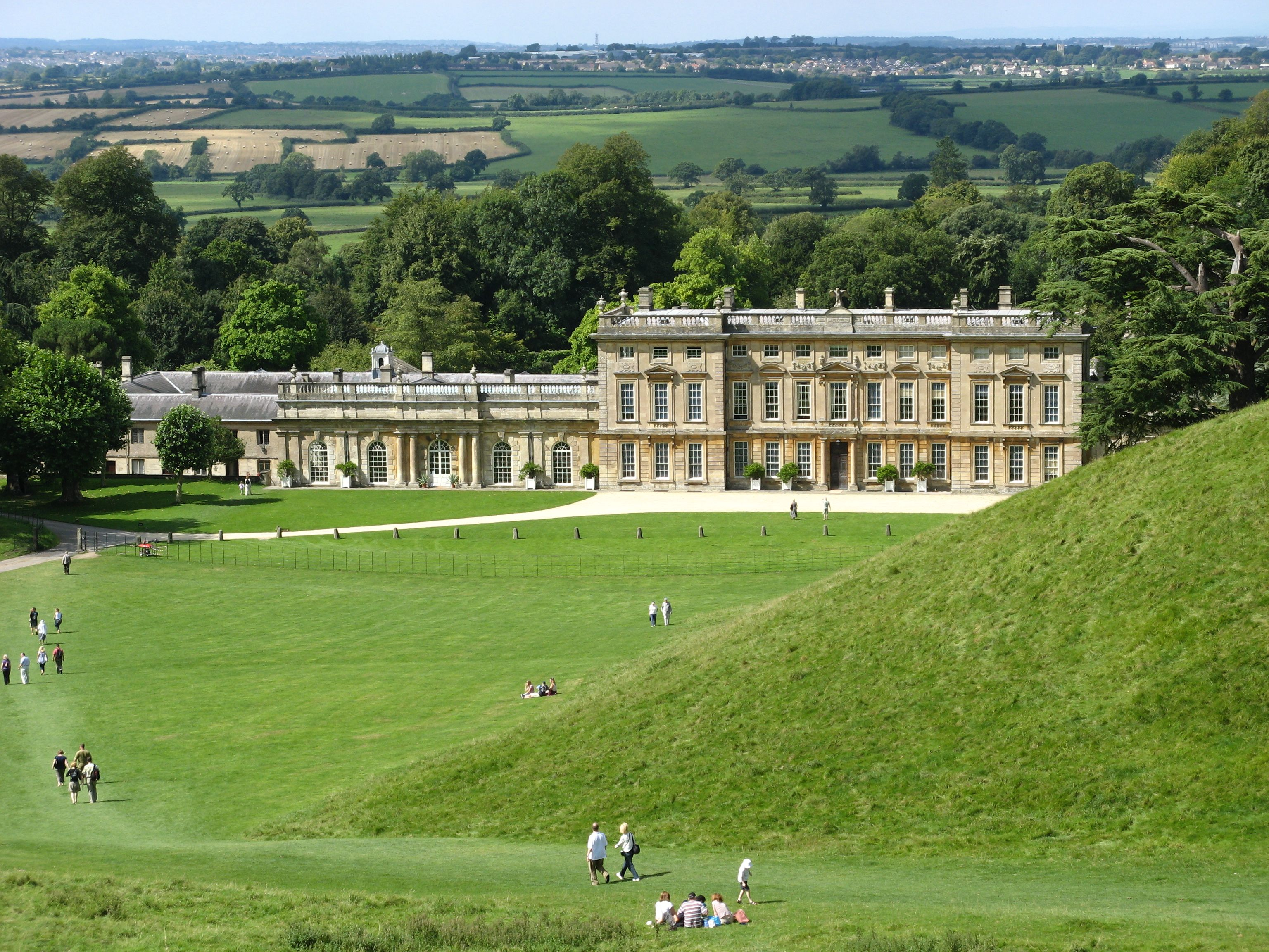 Dyrham Park English Manor Houses English Country House Mansions