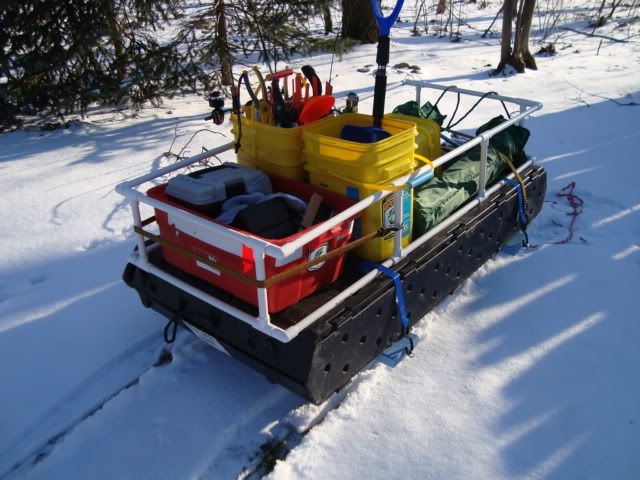 Smitty built sleds fishing pinterest ice fishing and for Ice fishing snowmobile