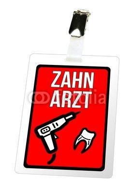 Zahnarzt - Ausweis, Pass, Fotolia