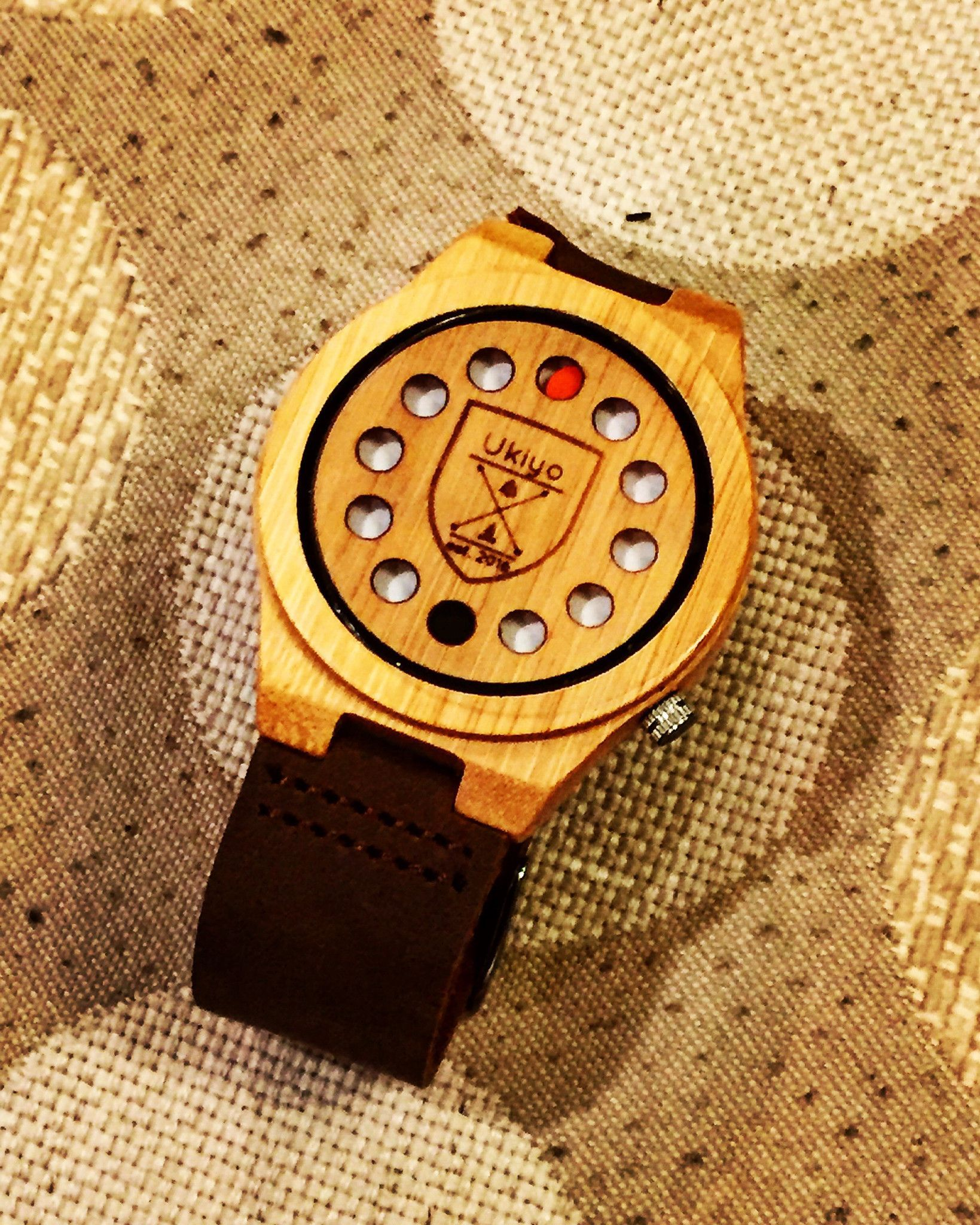 duke collections watches vilo mens watch wood dsc wooden sustainable
