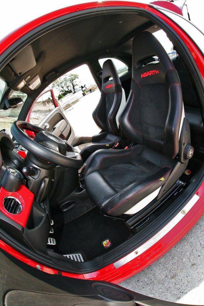 Abarth Biposto Review  Autocar
