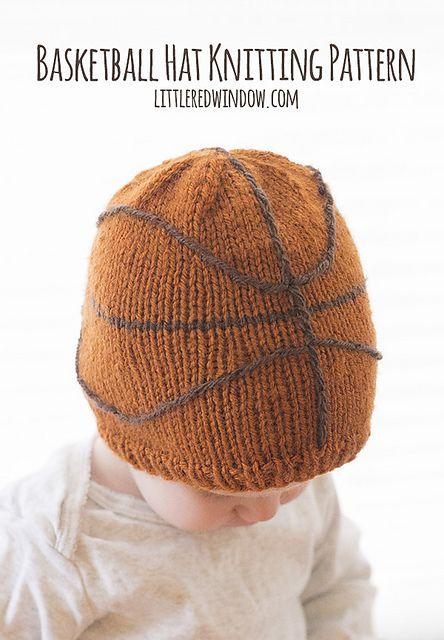 Basketball Hat Pattern By Cassandra May Ravelry Patterns And