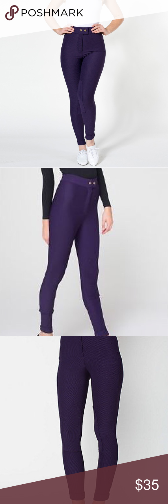 2019 year looks- How to american wear apparel riding pants