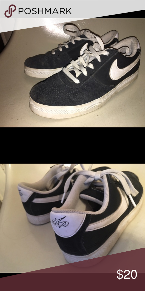 best website cb8c6 eaa4f Nike 6.0 Shoes Nike shoes are a youth size 7. Will also fit a women s size  8.5. Nike Shoes Sneakers