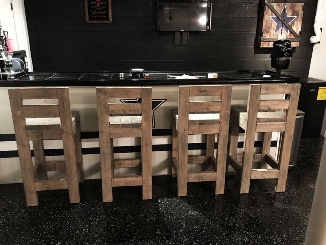 2x4 Bar Stools Ana White Bar Stool Diy Diy Projects