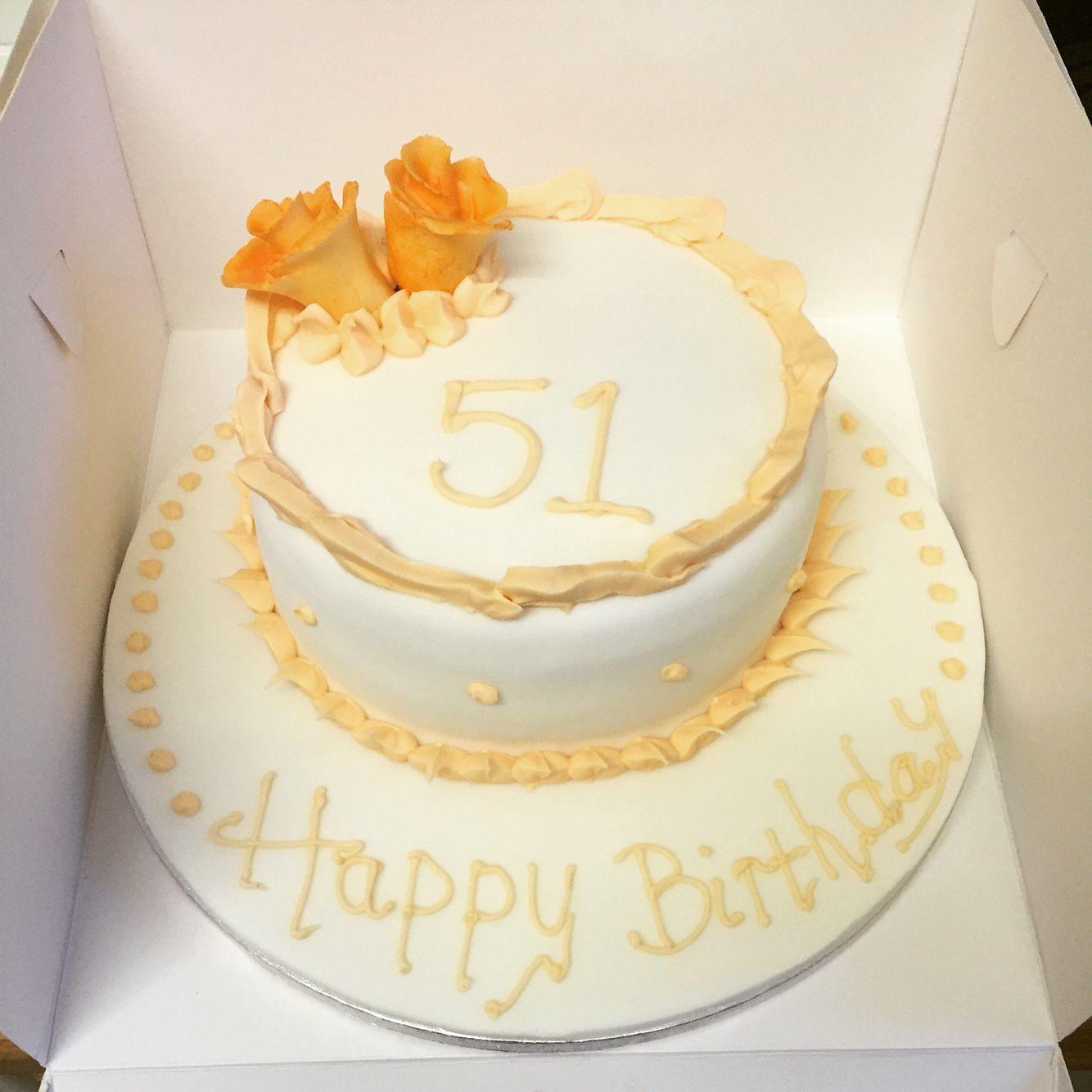 Phenomenal 51St Birthday Cake Cakes For Women Birthday Cakes For Women 51 Funny Birthday Cards Online Inifofree Goldxyz