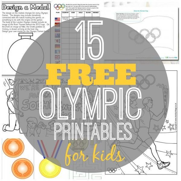 15 free olympic printables for kids real olympics fun olympic crafts kids olympics olympic. Black Bedroom Furniture Sets. Home Design Ideas