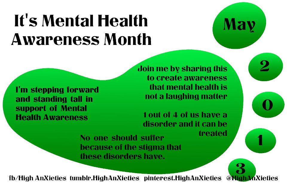 May is mental health awareness month mh month pinterest