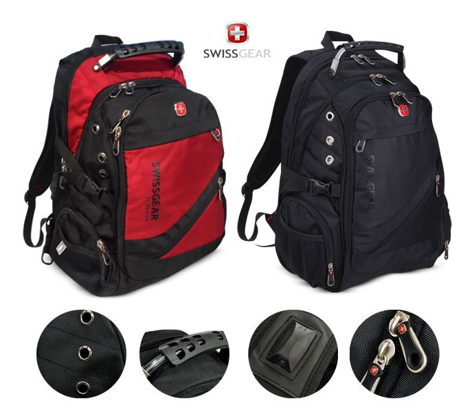 40% OFF! Swiss Gear Backpack (8810) worth Rs.7,500 for just Rs ...