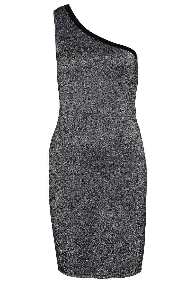 Cocktailkleid/festliches Kleid - silver black