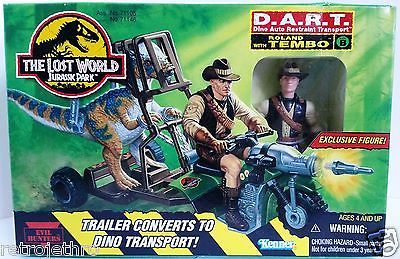 #Trending05 - Jurassic Park Lost World D.A.R.T. Vehicle DART & Roland Tembo NEW IN FACTORY BOX https://t.co/7D0pqZPwCa