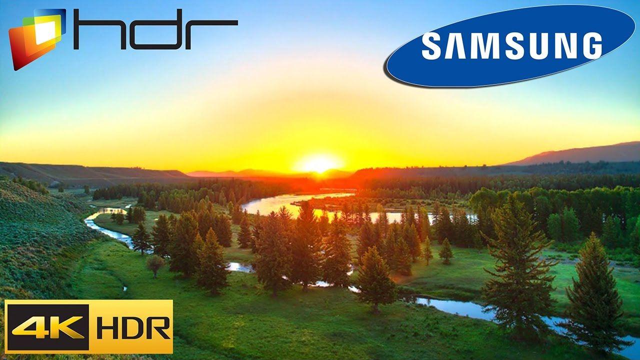 SAMSUNG HDR SUHD TV Demo - Chasing the Light HDR 4K UHD Demo