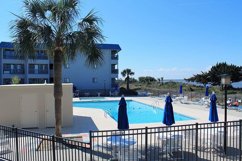 Tybee Beach Vacation Als Savannah And Racquet Club B119 Island Ga