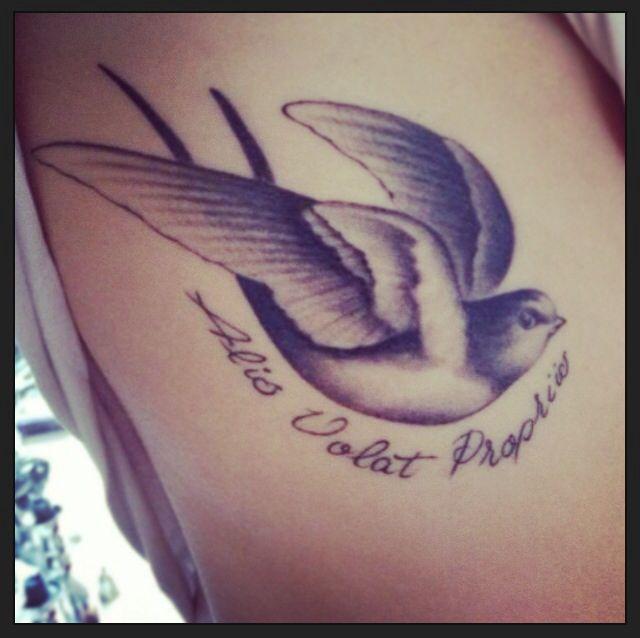 Placement Perhaps Overdone Love The Classic Bird Tattoo Tattoo