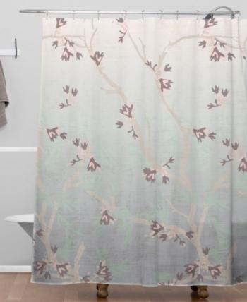 Deny Designs Holli Zollinger Gardena Shower Curtain Bedding