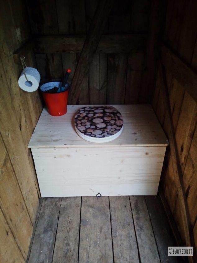 komposttoilette f r den garten selber bauen fertige. Black Bedroom Furniture Sets. Home Design Ideas