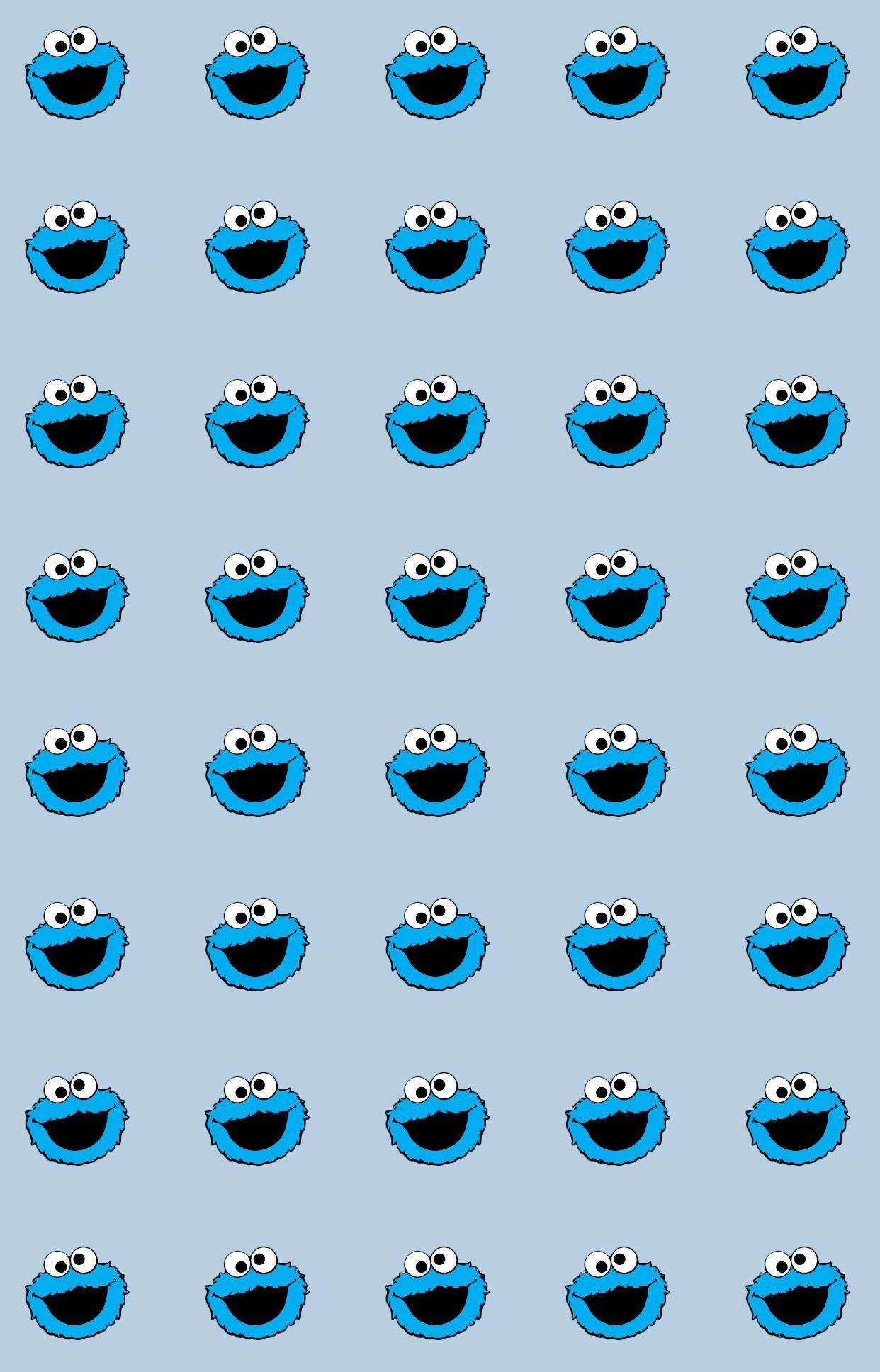 100 件 Cookie おすすめの画像 セサミストリート クッキーモンスター エルモ