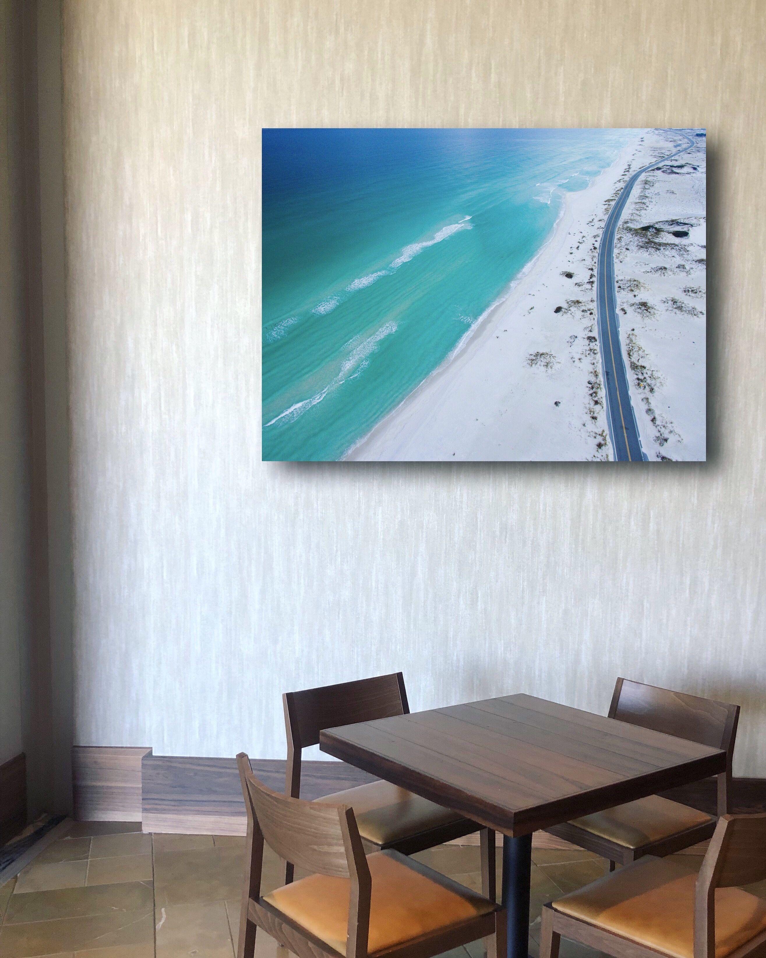 Ocean Drive Canvas Coastal Wall Art Coastal Art Wall Art