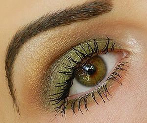 12 easy ideas for prom makeup for hazel eyes  green