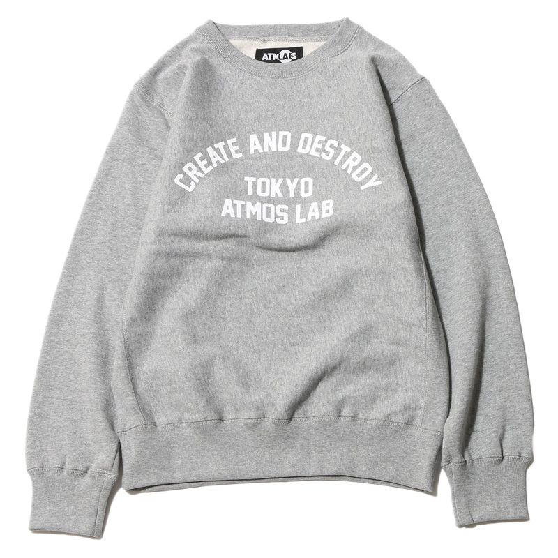 ATMOS LAB C&D Crew-Neck Sweat
