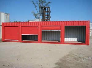 20 40 Sea Storage Shipping Containers For Sale Rent Mississauga Peel Regio Shipping Container Shipping Container Sheds Shipping Container Workshop