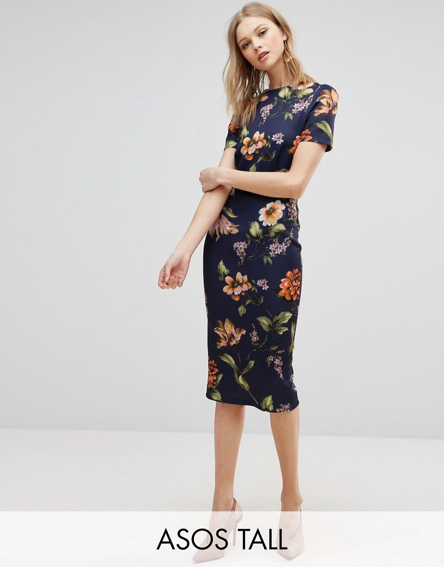 Discover Midi Dresses With Asos A Collection Of Printed Dresseidi Tea To Suit Every Style Occasion