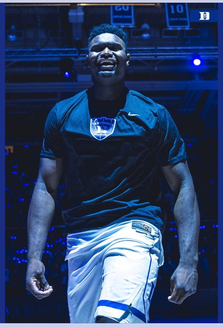 Zion Williamson Duke blue devils, Duke basketball, Nba