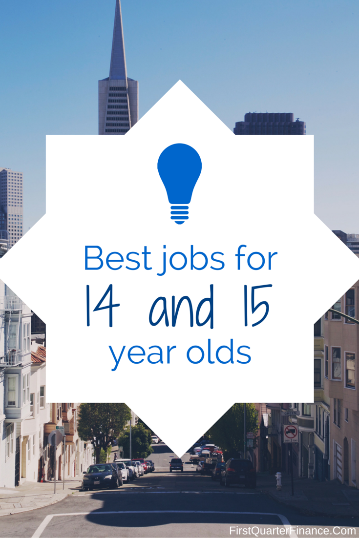 at home jobs for 14 year olds
