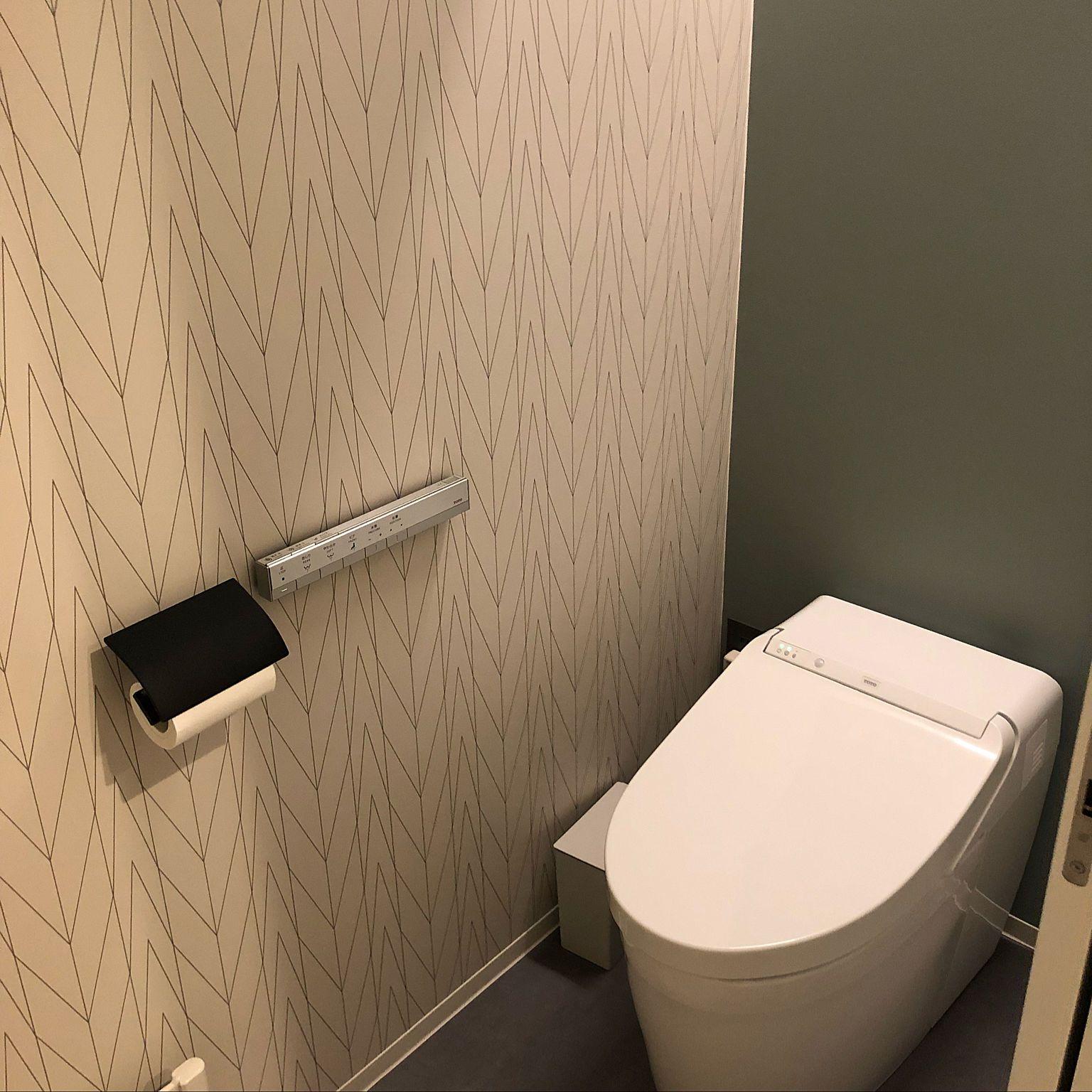 バス トイレ カワジュン スティックリモコン Totoのインテリア実例
