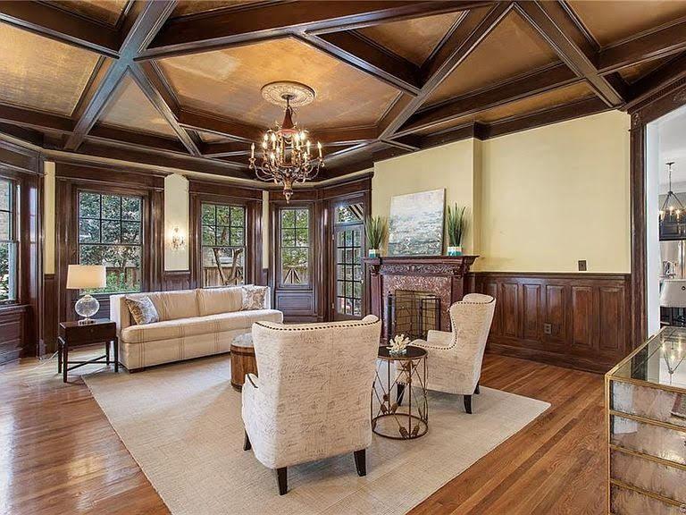 1907 Colonial Revival For Sale In Richmond Virginia Cozy