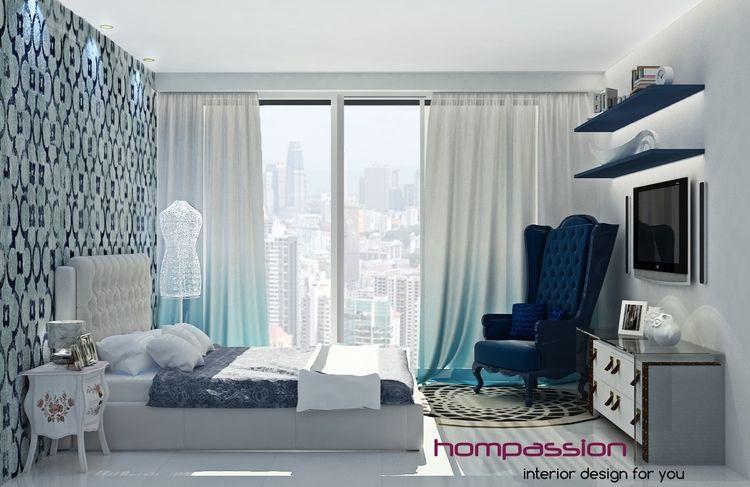 Heavenly High Rise Bedroom In Mumbai 150 Sq Ft Bedroom Rs