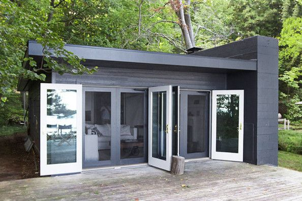 Modern Cabin On Lake Michigan   All American Airbnb Rentals For Memorial  Day Weekend