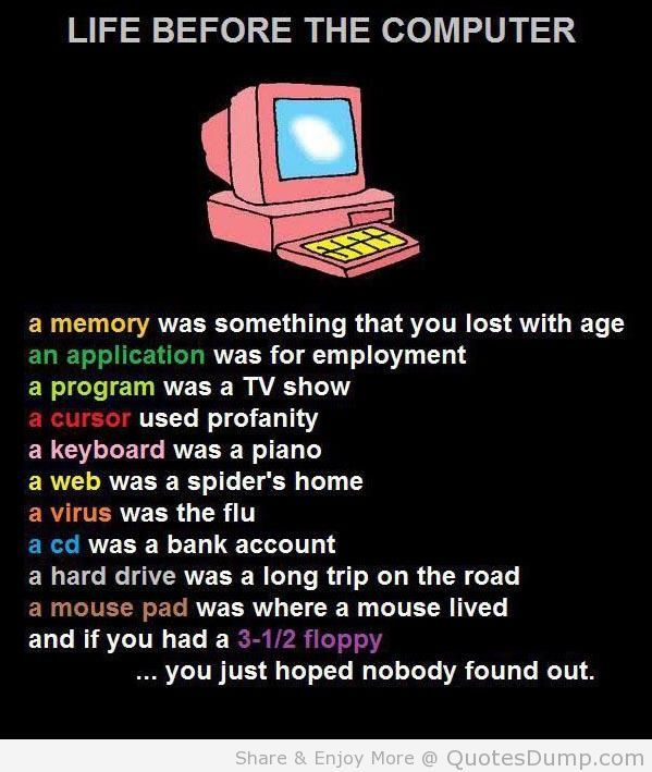 Computer Quote Computer Humor Tech Humor Programming Humor