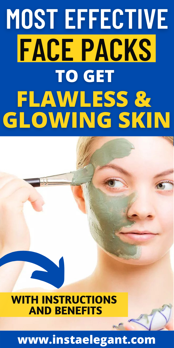 Photo of 10 Best Homemade Face Packs For Glowing Skin – Get That Glow