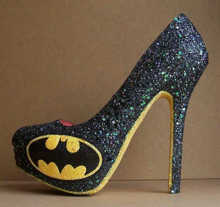 For a super hero wedding.