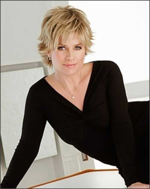10 Cute Sassy Short Haircuts Http Www Short Hairstyles Co 10