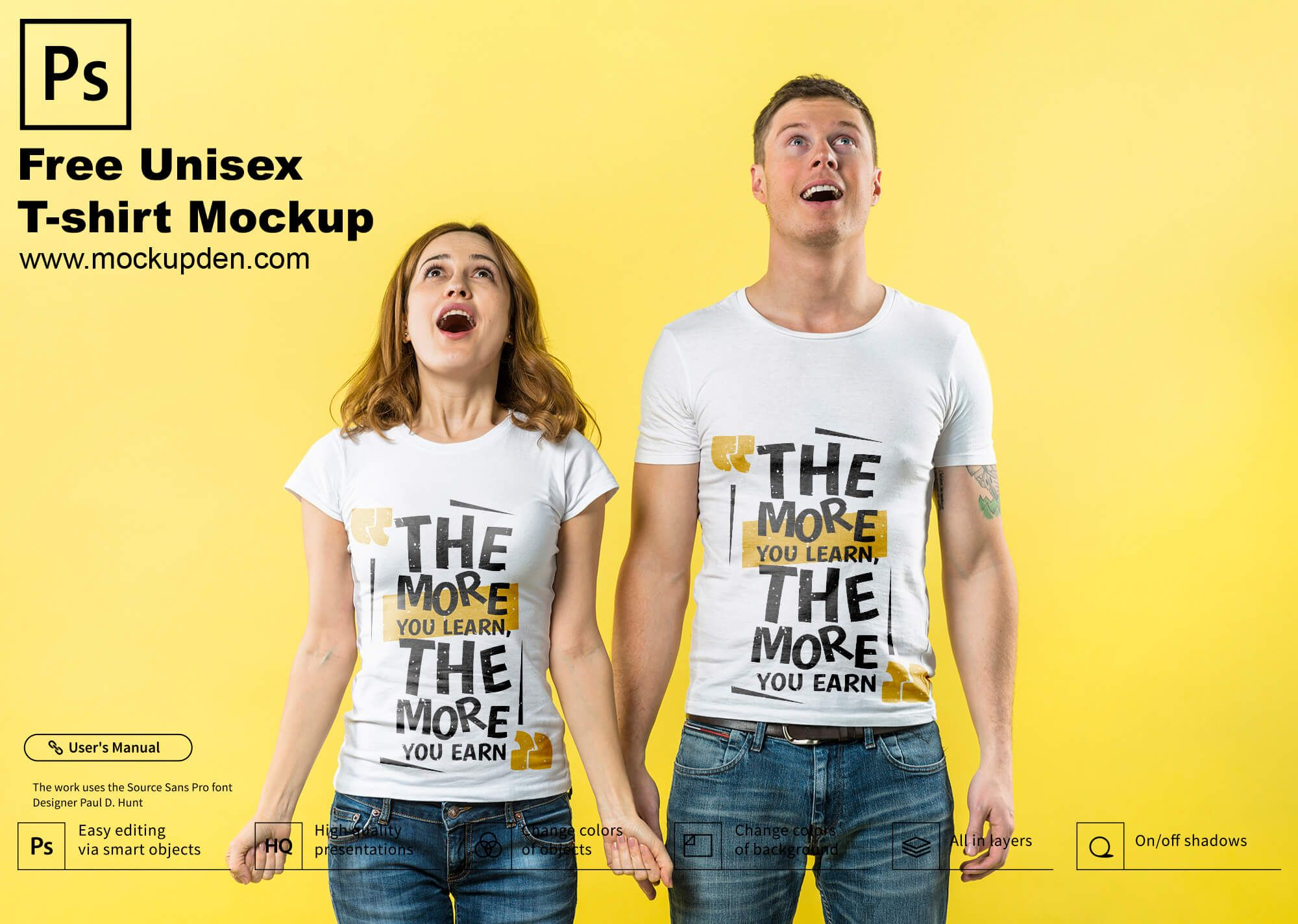 Download Free Unisex T Shirt Mockup Psd Template Shirt Mockup Tshirt Mockup Hoodie Mockup