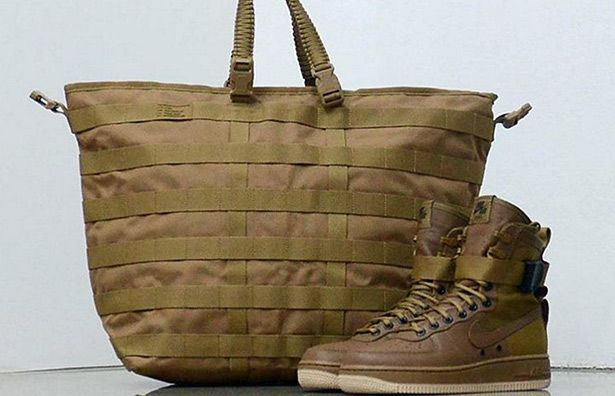 cheap for discount c38b9 4300f Nike SF-AF1 Duffle Bag Special Forces Air Force 1