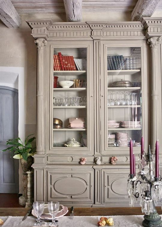 French Inspire Cabinets, love
