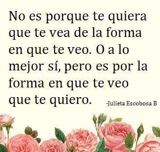 por Julieta Escobosa B #Poesía #Mexicana