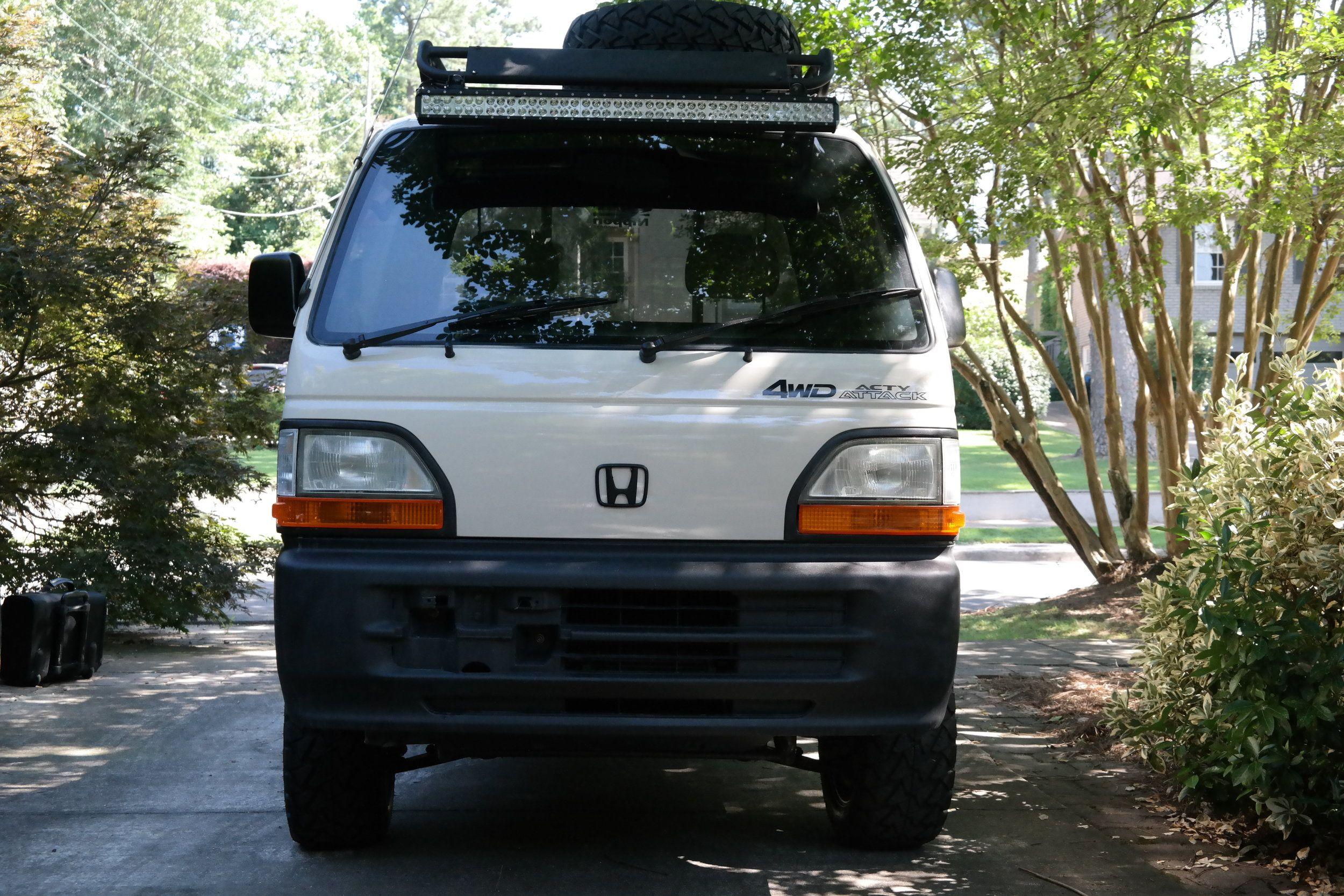 1994 Honda Acty Truck In 2020 Trucks Mini Trucks Custom Jeep