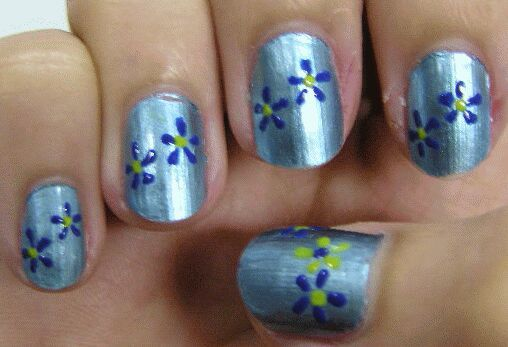 Easy Nail Art Ideas Simple Nail Designs You Can Do At Home
