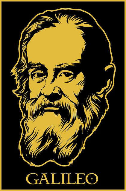Galileo Galilei: Galileo Galilei. He played a major role in thescientific revolution.  His contributio...