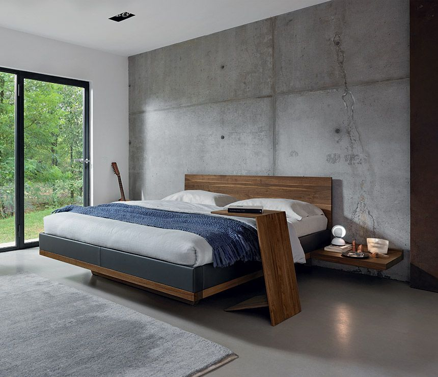 riletto bed Design award winning sleeping comfort