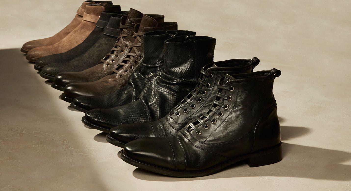 Sale | John Varvatos | Oxford boots