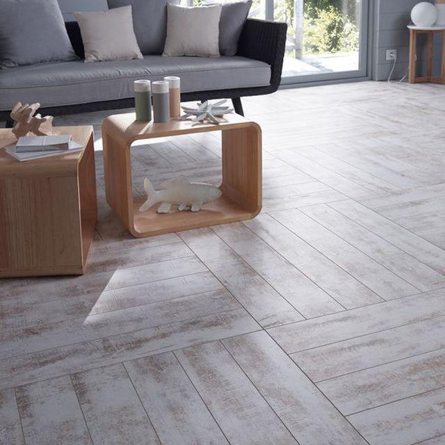Castorama lino imitation parquet cuir blanc tete de lit - Castorama lino imitation parquet ...