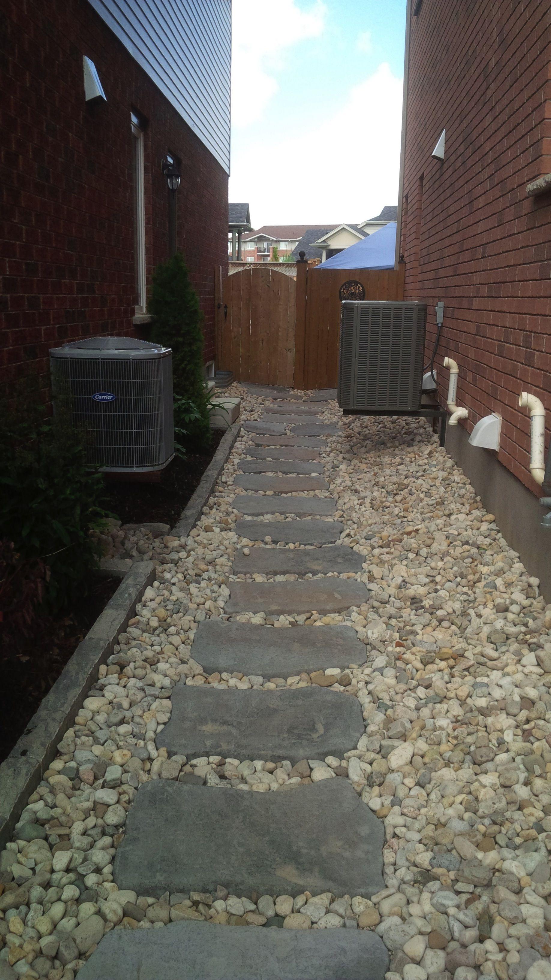 Rock Garden Pathway Ideas