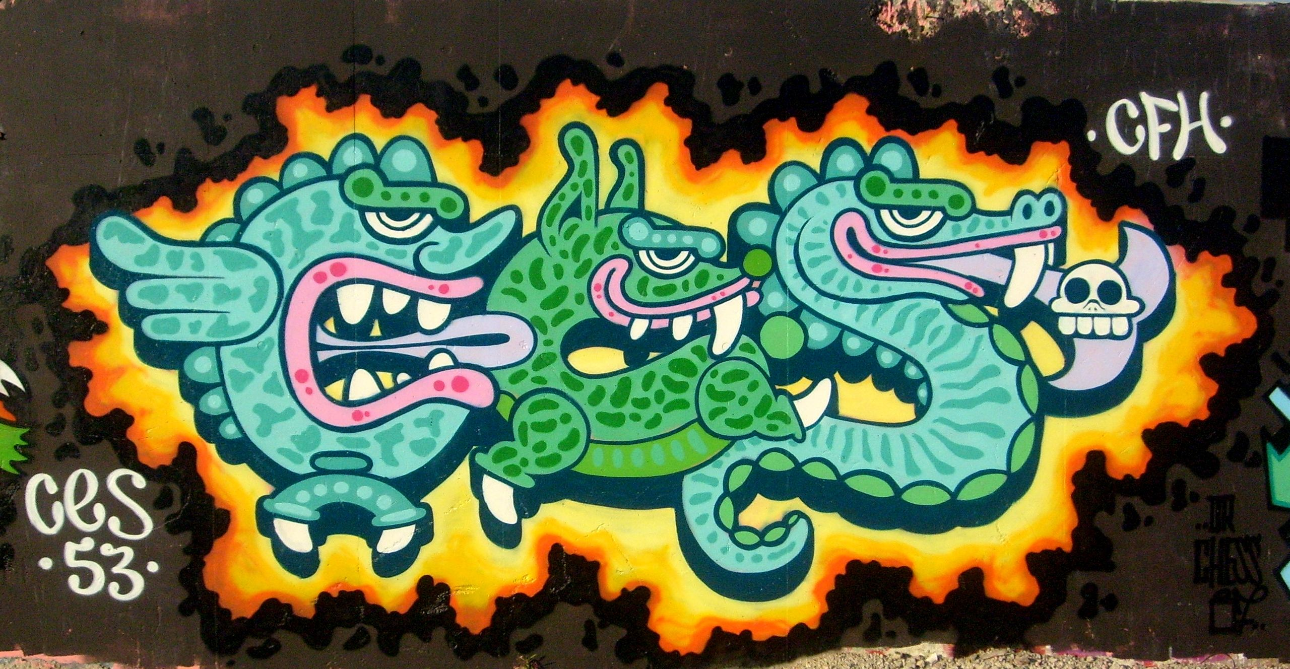 Graffiti art designs - Find This Pin And More On Street Art From Around The World By Brim1tats