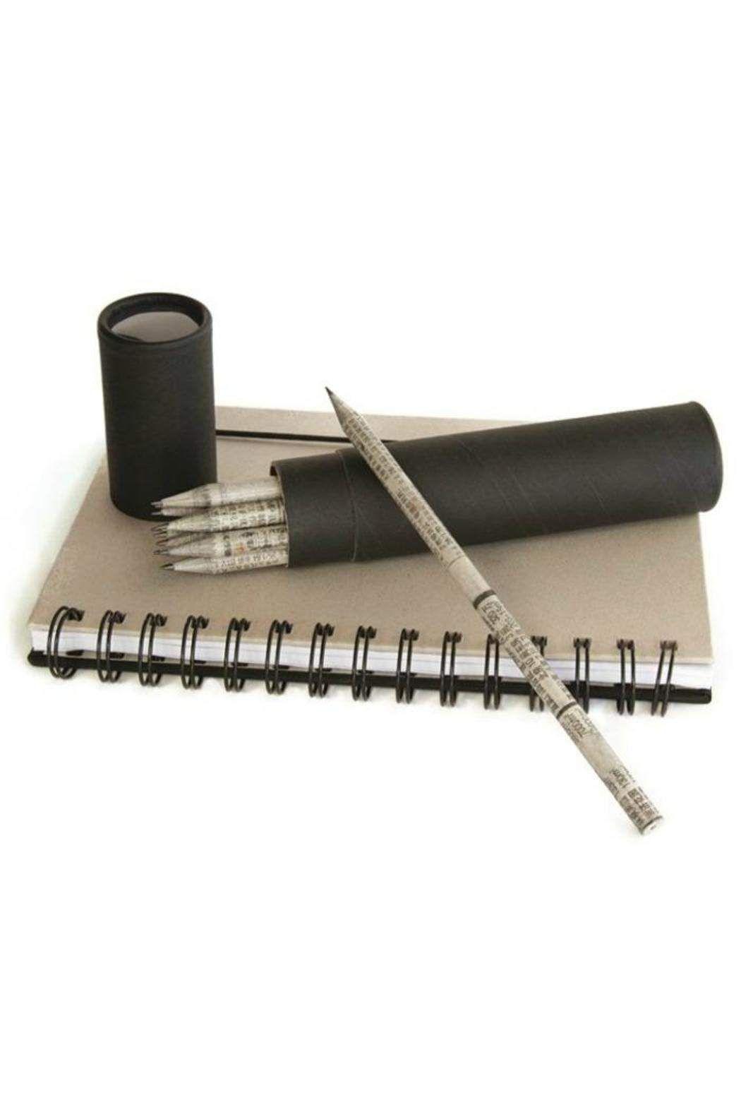 Design Ideas Paper Pencil Set. Office CanadaPencil SharpenerHome GiftsDesign  ...